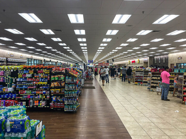Buc-ee's in Terrell, TX. How big is this store?
