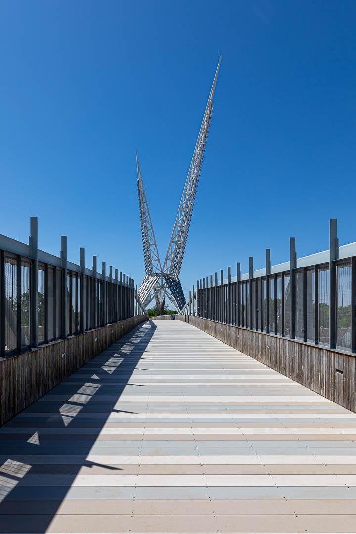 Oklahoma City - Scissortail Bridge